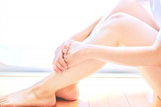 綺麗な女性の脚