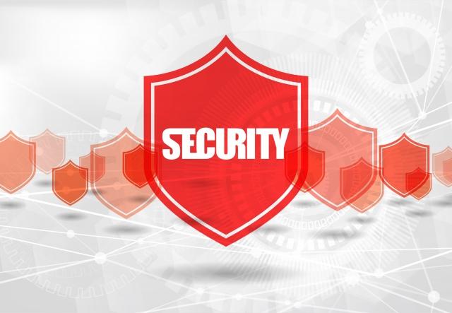 SECURITYと書かれたイメージ画像
