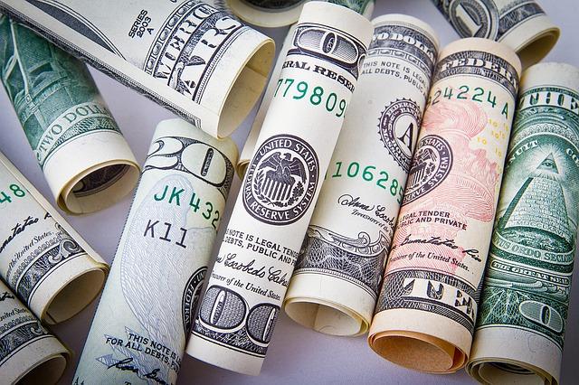 ドル札の画像