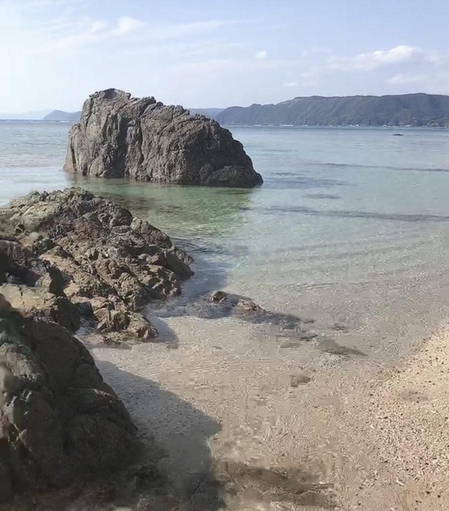 奄美大島の海の写真