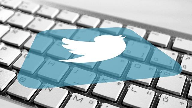 Twitterのロゴの画像