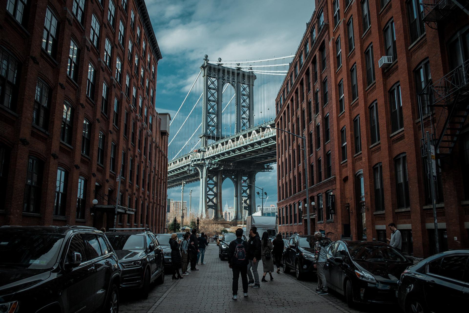 アメリカのブリッジの画像