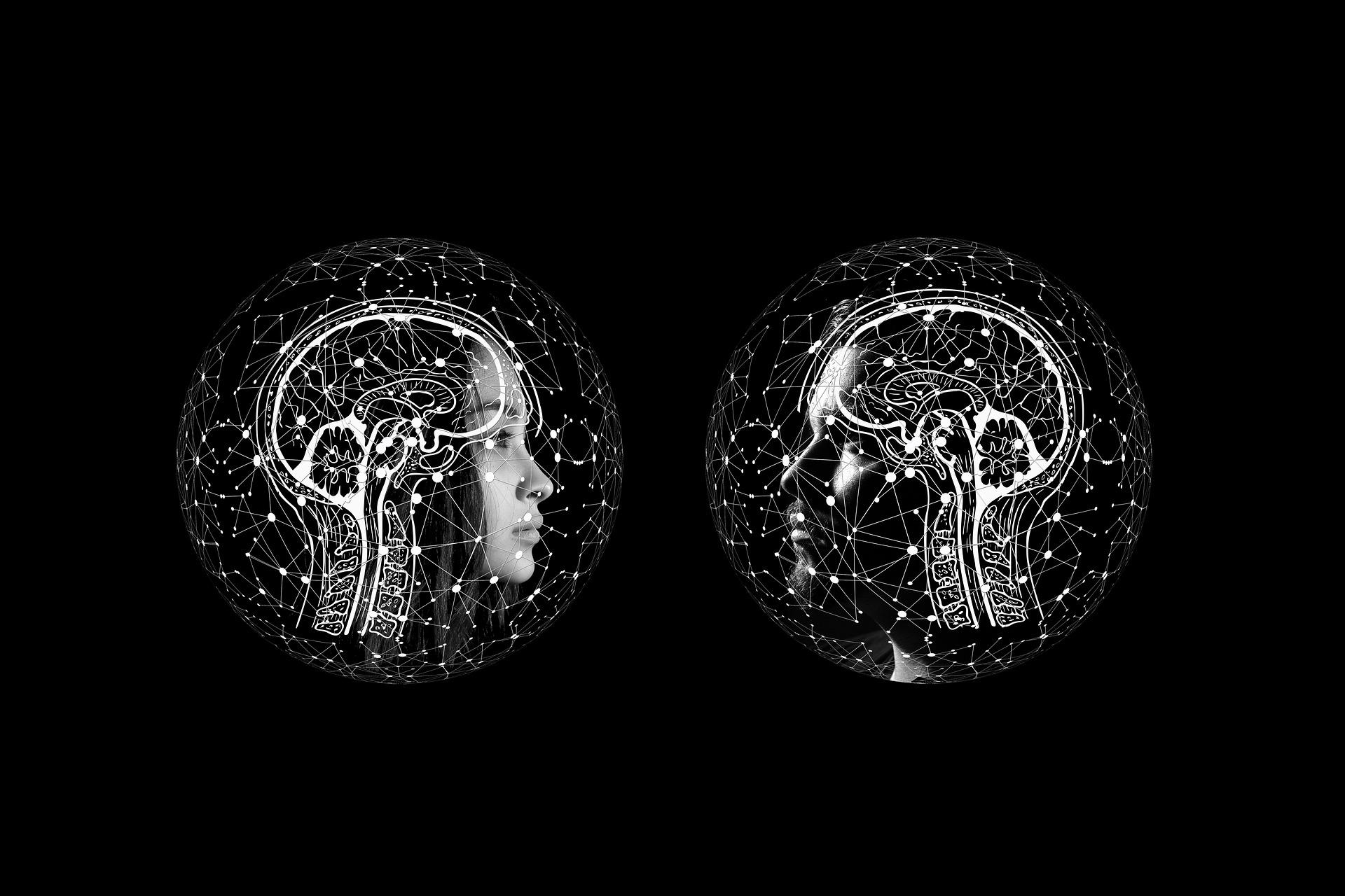 洗脳された人のイメージの画像